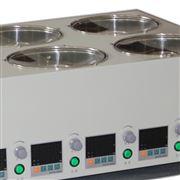 水浴磁力搅拌器(4孔单独搅拌)