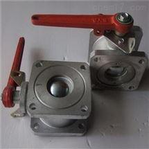 Q41F-4L方形槽车球阀