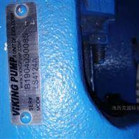 Viking pump威肯铸铁泵LS4124A原装正品