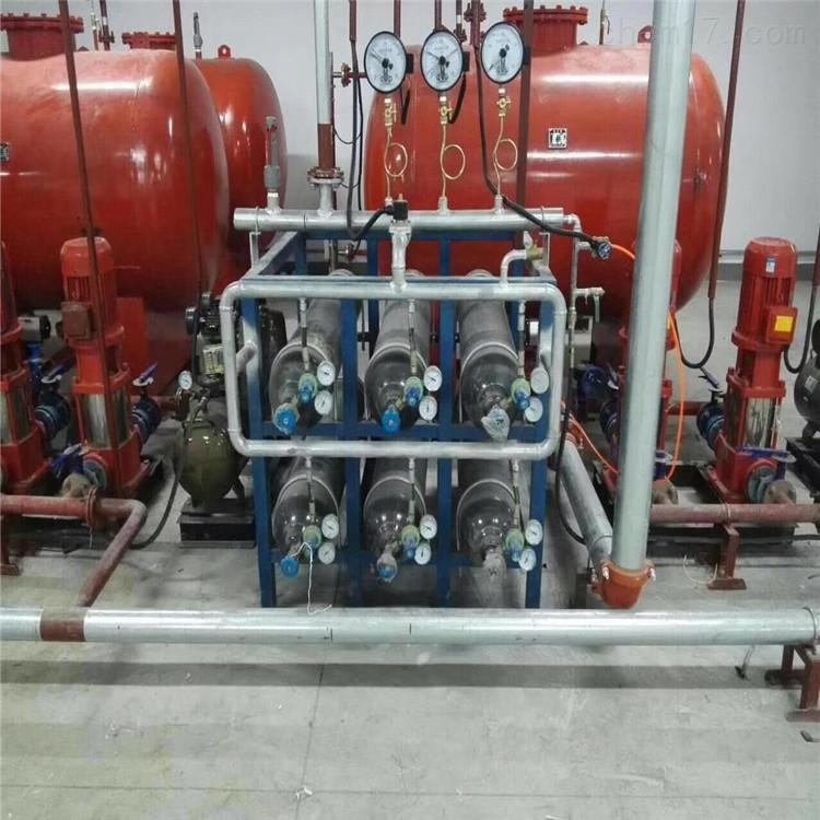 *气体顶压消防给水设备有国家消防检测报告