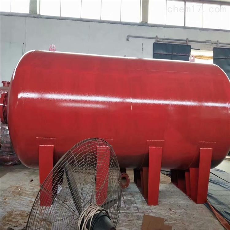 消防气体顶压给水设备介绍