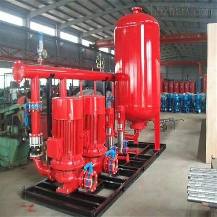 气体顶压消防给水设备