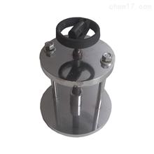 SYL-2压样器测定仪渣球含量制样器矿物棉取样