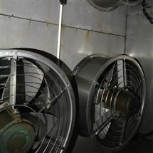 二手双螺旋隧道式速冻机