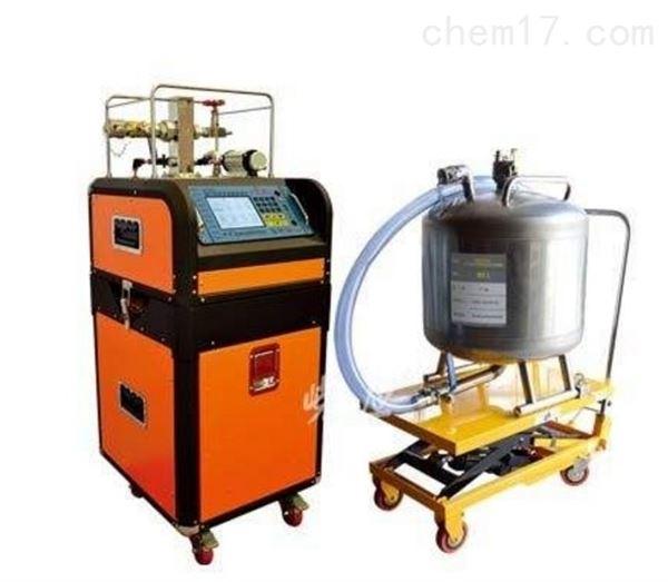 多参数油气回收检测仪加油站用