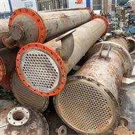 长期回收二手钛材列管换热器