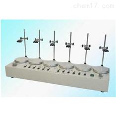 多头控温磁力搅拌器 集热式恒温磁力搅拌器 集热式磁力搅拌器 恒温磁力搅拌器