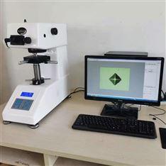自动转塔显微维氏硬度计不锈钢带硬度检测仪