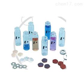 PE顶空瓶,瓶盖和隔垫