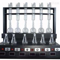 CYZL-6C重庆氨氮蒸馏器一体化蒸馏装置