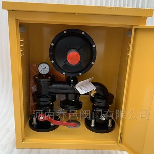 壁挂式燃气调压箱