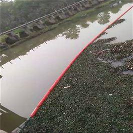 FT200*1000塑料水上拦截浮体浮力带拦污浮筒