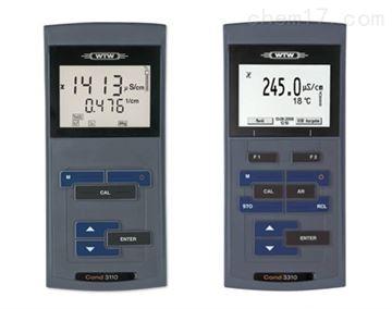 德國WTW Cond 3110手持式電導率/鹽度測試儀
