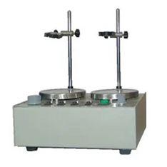 北京雙頭磁力加熱攪拌器