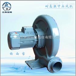 CX-7.5H助燃锅炉用耐高温中压风机
