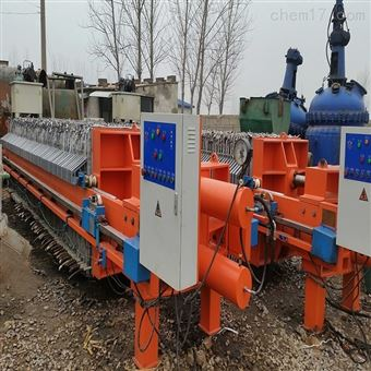 污泥处理设备二手带式压滤机