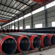 西丰县聚氨酯直埋式热力保温管