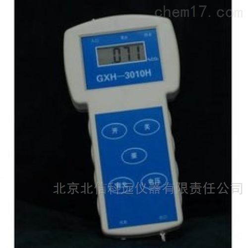 手掌式二氧化碳分析仪 二氧化碳温度分析仪 双波长红外二氧化碳检测仪