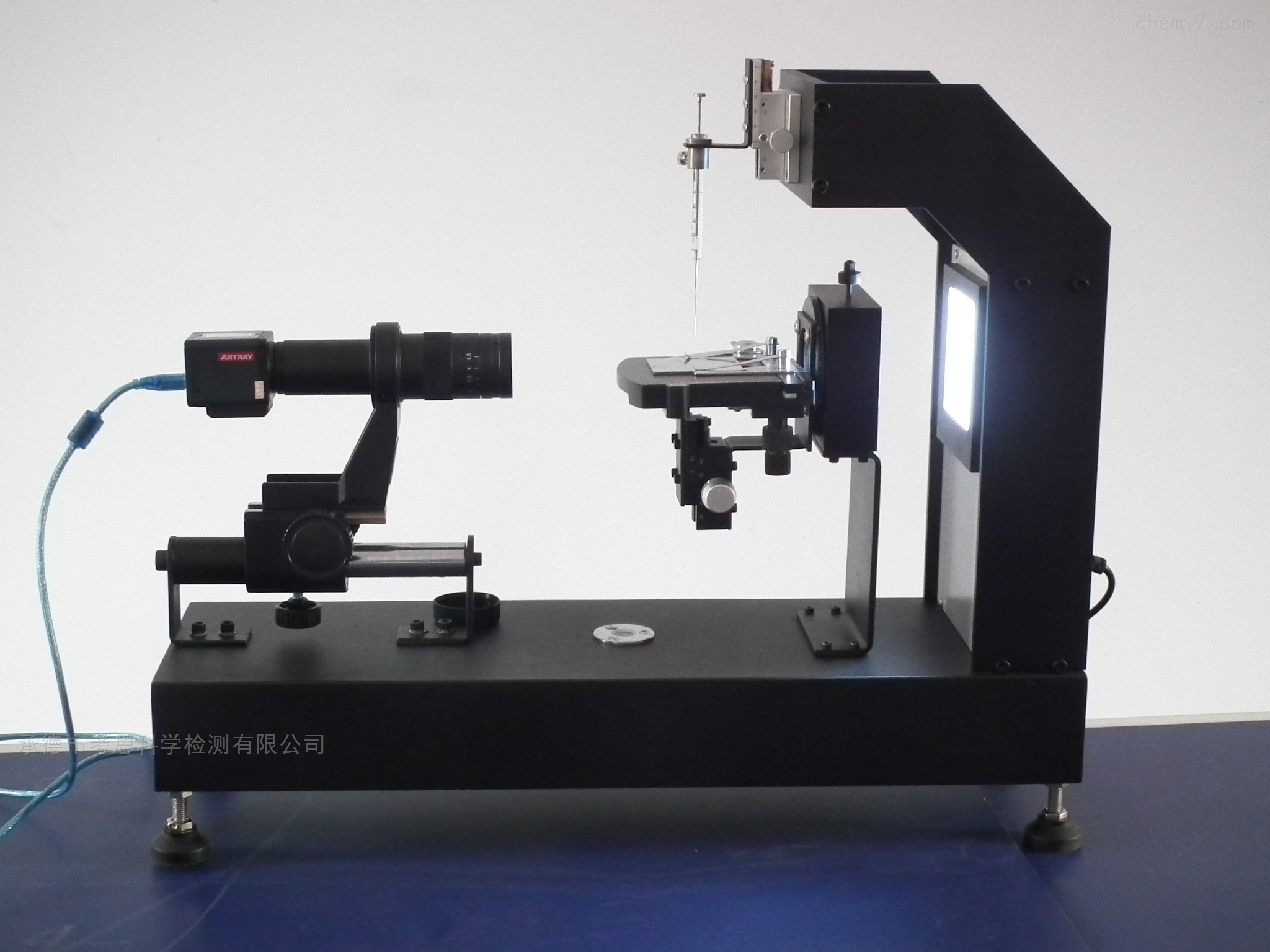 JGW-360动态接触角测定仪