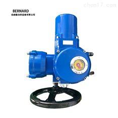 天津大型厂房生产部分回转冷通风电动执行器
