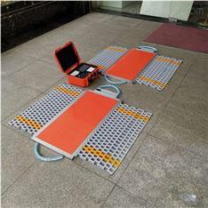 合肥手持款治秤便攜式動態軸重儀-直銷站