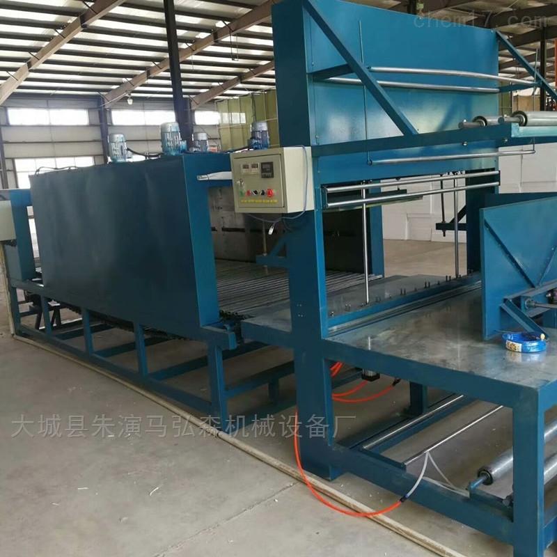 水泥砖托盘缠绕膜包装设备生产商家