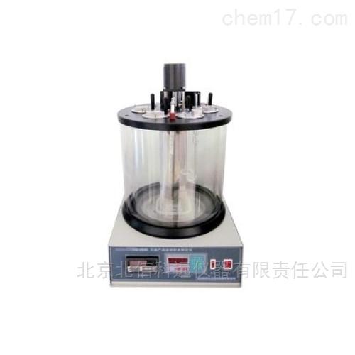 运动粘度测定仪  同时安放四支粘度测量仪  高粘度恒温水浴粘度测量仪