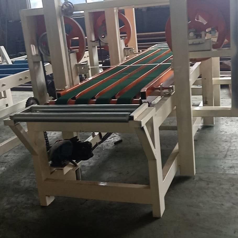 机制水泥砂浆复合岩棉板设备产量