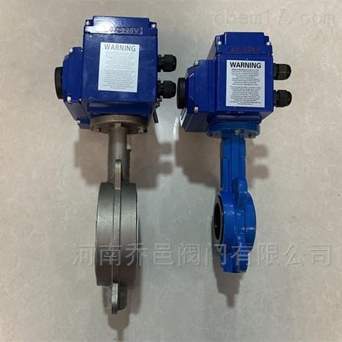 D971F电动碟阀