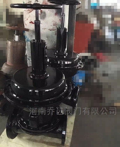 英标常开式气动衬胶隔膜阀