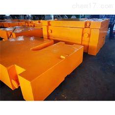 定制3吨4000公斤5000kg10T铸铁砝码校准砝码