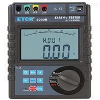 铱泰ETCR3000B接地电阻土壤电阻率测试仪