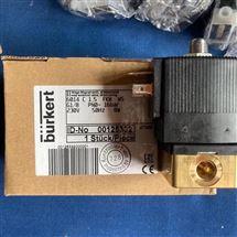 00125332德国宝德burkert电磁阀上海经销商现货