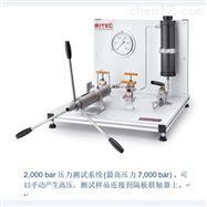 瑞士SITEC 超高壓發生系統 產生10000 bar