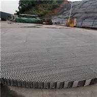 SB-250Y孔板波纹填料金属规整填料的应用