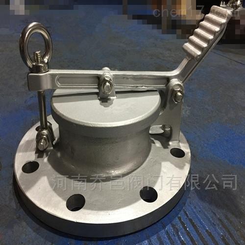 GLY不锈钢脚踏式测量孔