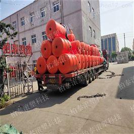 FT1100*1400水电站拦污阻污塑料浮筒