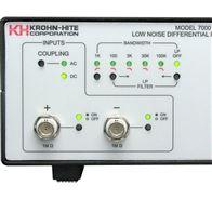 原装美国Krohn-Hite 7602M放大器