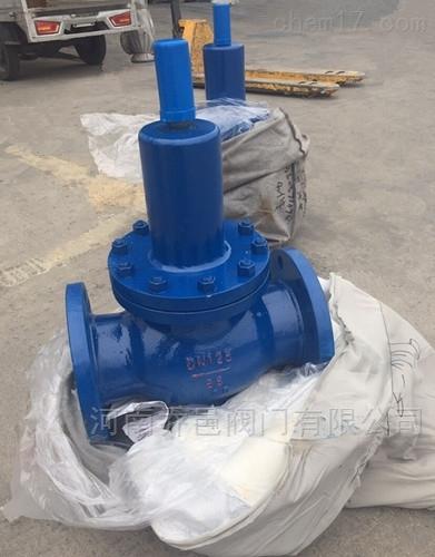 弹簧薄膜式水用减压阀