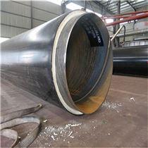 管径159聚氨酯发泡采暖保温管