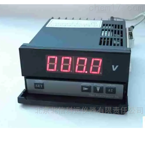 直流电压监控器 直流电压显示测量控制器 直流电压欠压告警控制器 直流电压测量控制器