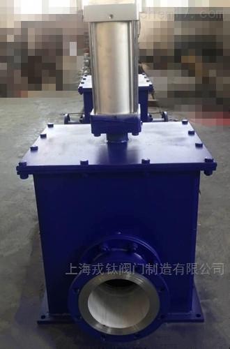 ZQ648TC气动陶瓷库顶阀
