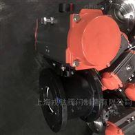 Q671F-16C意大利式气动薄型对夹球阀