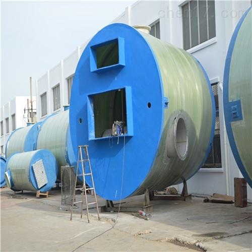地埋一体化污水提升泵站清洁事项