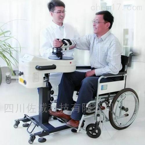 智能主被动上肢多方位康复训练机操作使用
