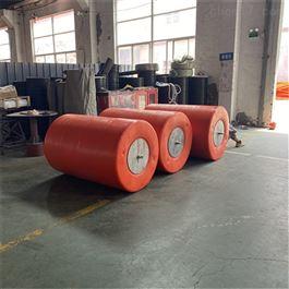 FT800*1100大浮力海上垃圾拦截拦污塑料浮筒