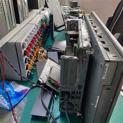 当天解决西门子工业电脑启动后反复自动重启