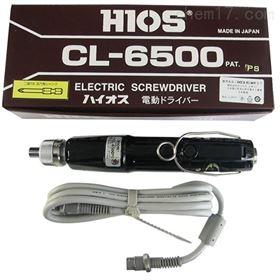 日本好握速HIOS电动螺丝刀手持式大扭力电批