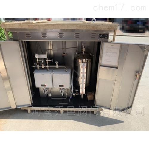 双泵天然气加臭机
