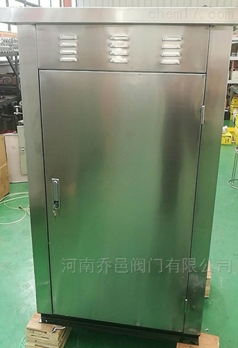 泵式燃气自动加臭装置